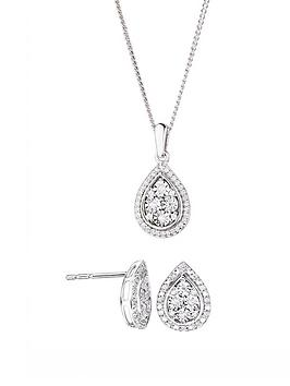 love-diamond-sterling-silver-20pt-diamond-total-pear-stud-earrings-and-pendant-necklace