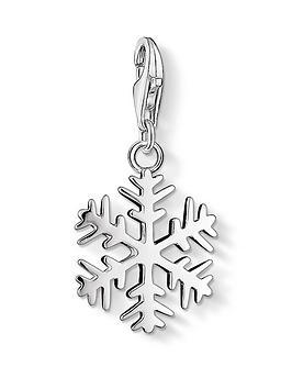 thomas-sabo-snowflake-charm