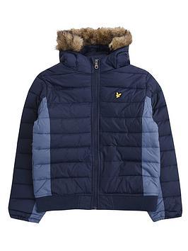 lyle-scott-boys-lightweight-colourblock-padded-jacket