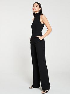 mango-stand-collar-jumpsuit-black