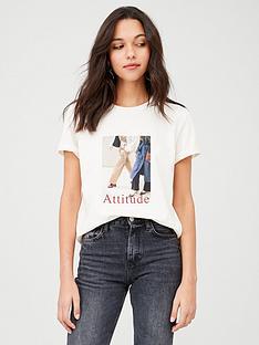 mango-attitude-slogan-t-shirt-cream