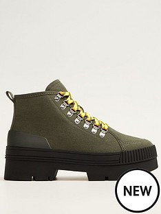 mango-lace-up-hiker-ankle-boot