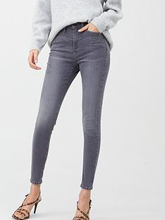 v-by-very-florence-high-rise-skinny-jean-grey