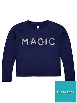 v-by-very-girls-magic-jersey-top-navy