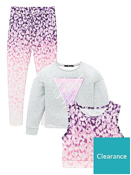 v-by-very-girls-ombre-animal-active-set-multi