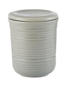 mason-cash-william-mason-storage-jar-grey