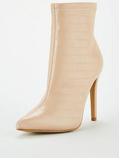 public-desire-revive-ankle-boot-nude