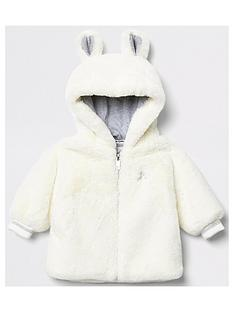 river-island-baby-baby-faux-fur-bear-ear-hooded-jacket-cream