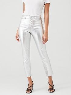 v-by-very-silver-faux-leather-trouser-silver