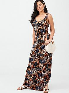 v-by-very-channel-waist-jersey-maxi-beach-dress-multi-animal