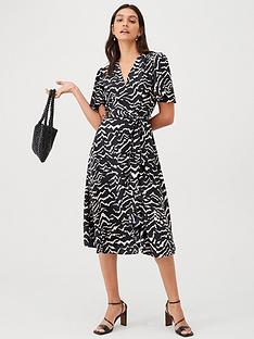 v-by-very-vienna-wrap-frill-midi-dress-animal-print