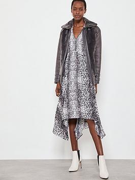 mint-velvet-faux-fur-mix-easy-aviator-jacket-grey