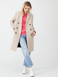 calvin-klein-double-breasted-cashmere-coat-sand