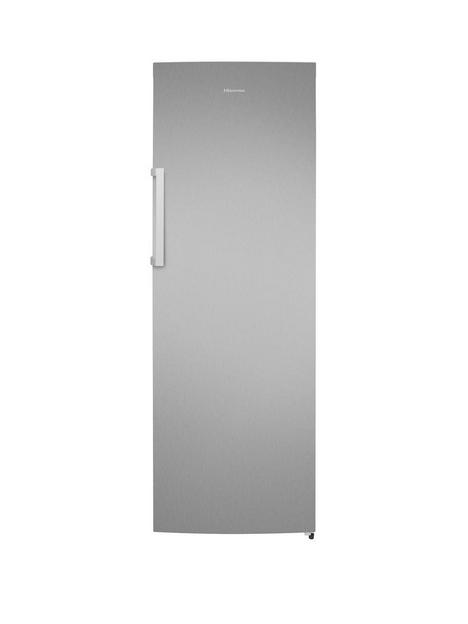 hisense-hisense-fv306n4bc11-tall-frost-free-freezer-stainless-steel