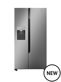 hisense-non-plumbed-total-no-frost-american-fridge-freezer-ssl-with-water-ice-dispenser