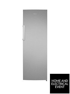 hisense-frost-free-premium-larder-with-5-safety-glass-shelves-and-electronic-control-with-led-indicator