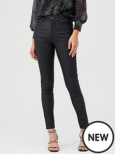 oasis-coated-lily-skinny-jean-black