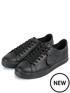 kickers-tovni-leather-lace-trainers-black