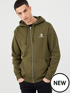 converse-star-chevron-embroidered-full-zip-hoodie-olive