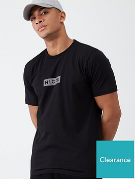 nicce-base-t-shirt-black