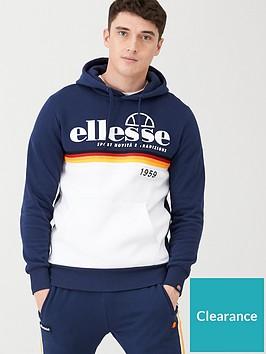 ellesse-rubianello-overhead-hoodie-navy