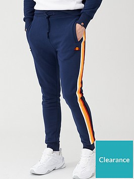 ellesse-birra-taped-joggers-navy