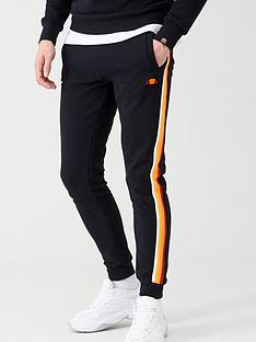 ellesse-birra-taped-joggers-black