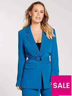 kate-wright-soft-tailored-jacket-co-ord-teal