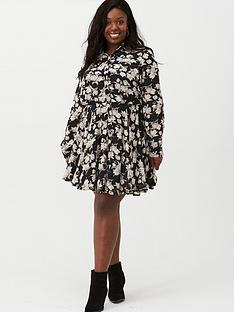 v-by-very-curve-chiffon-skater-shirt-dress-print