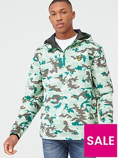 lyle-scott-fitness-fitnessnbspultra-light-anorak-camo-print