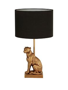 leopard-table-lamp