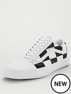 vans-leather-check-old-skool-whiteblack