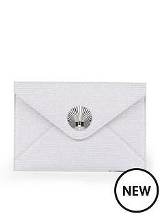 dorothy-perkins-dorothy-perkins-shell-clutch-bag-silver