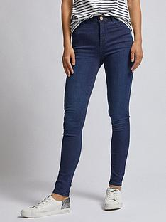 dorothy-perkins-dorothy-perkins-rich-blue-shape-and-lift-jeans-blue