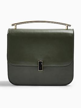 topshop-sahara-cross-body-bag-olive