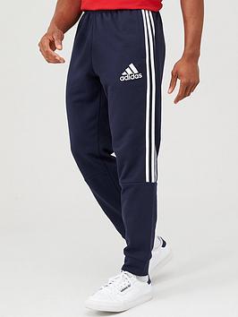 adidas-3-stripe-panel-pants-navy