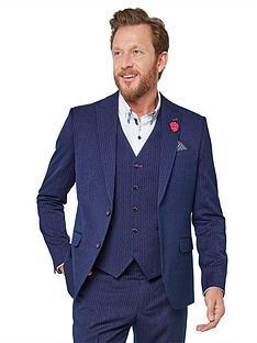 joe-browns-snazzy-stripe-suit-blazer