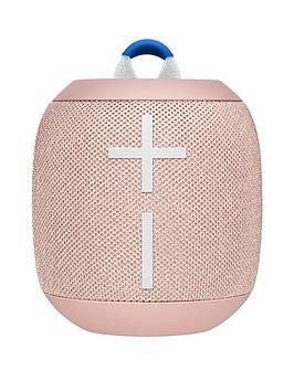 ultimate-ears-wonderboom-2-bluetooth-speaker-big-bass-360-sound-waterproof-dustproof-ip67-floatable-100-ft-range-pink