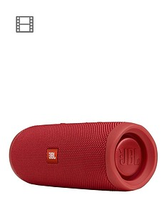 jbl-flip-5-bluetooth-wireless-speaker-red