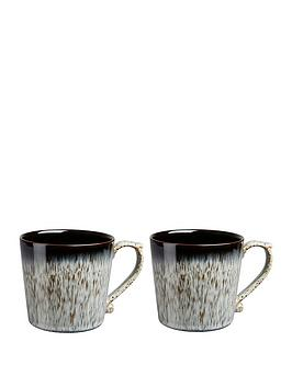 denby-halo-grey-speckle-set-of-2-heritage-mugs