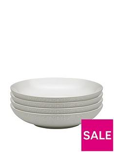 monsoon-denby-lucille-gold-4-piece-pasta-bowl-set