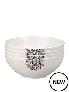 denby-monsoon-mandala-4-piece-cereal-bowl-set