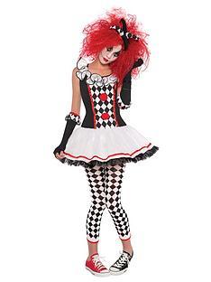 harlequin-honey-clown-childs-costume