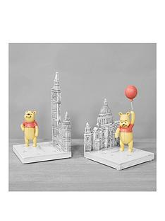 christoper-robin-resin-winnie-the-pooh-bookends