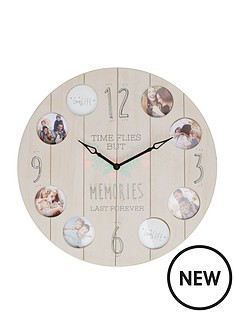 love-life-photoframe-clock-memories-last-forever