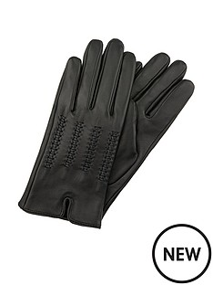 accessorize-lattice-detail-leather-gloves-black