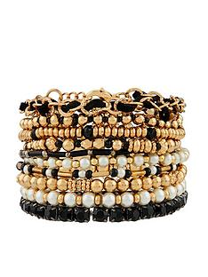 accessorize-town-and-country-luxe-stretch-bracelet-pack-multi