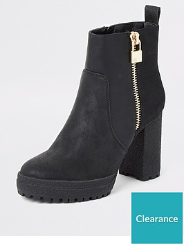 river-island-high-chunky-boot-black