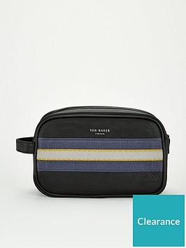 ted-baker-towel-and-washbag-gift-set-black