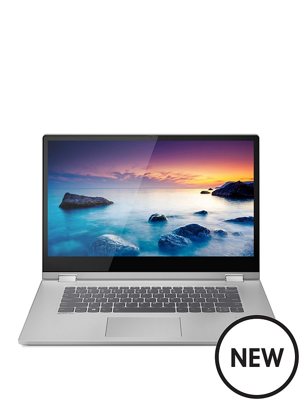 C340-15IWL Intel Core i3, 8GB RAM, 128GB SSD, 15 6 inch Full HD Laptop -  Platinum with Optional Microsoft Office 365 Home and McAfee Total  Protection